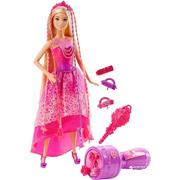 Búp bê Barbie công chúa tóc dài thần tiên DKB62