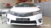 Toyota Corolla Altis AT  2017