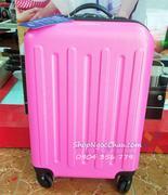 Vali du lịch Lock&Lock Travel Zone 20inch - màu hồng SẢN PHẨM CÙNG LOẠI