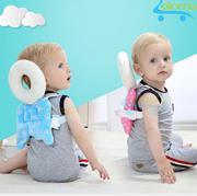 Đai đeo lưng bảo vệ đầu và lưng cho bé tập ngồi PCare PC-202 (Blue)