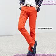 Quần kaki nam Hàn Quốc trẻ trung năng động QKAN71