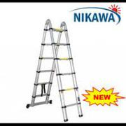 Thang nhôm rút gọn Nikawa NK-44AI