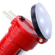 Đèn pin led sạc Nanolight SLT-001 ( Đỏ )