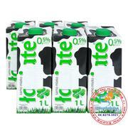 Sữa tươi Laciate tách kem (0.5%) 1 lít