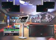 Bộ dàn karaoke cao cấp VIP 03