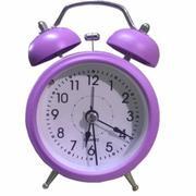 Đồng hồ báo thức để bàn Mini Alarm (Tím)