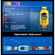 Đồng hồ trẻ em dây nhựa SKMEI DG1241 (Version Xe hơi)