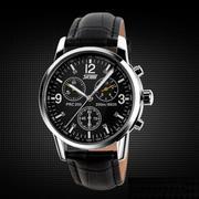 Đồng hồ nam dây da SKMEI SK047