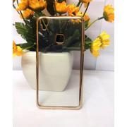 Ốp dẻo viền màu cho Huawei Y6 ii