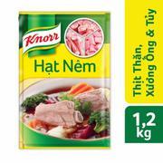Hạt nêm Knorr từ thịt thăn xương ống tủy 1200g - SAMSUNG CONNECT