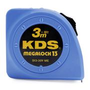 Thước cuộn 3m hệ Met và Inch KDS S1330WME ( Màu Xanh)