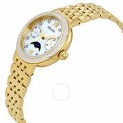 Đồng hồ nữ BULOVA 98R224 xi vàng