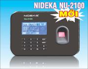 Máy chấm công  NIDEKA NU-2100