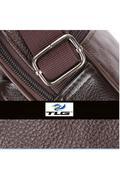 Túi đeo chéo da thật cao cấp Thành Long TL8092 2 (nâu)
