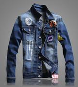 áo khoác jeans versus 89