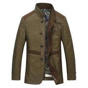 Áo jacket nam ôm body Nleidun