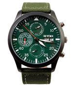 Đồng hồ cơ tự động nam EYKI 8733 - Xanh rêu