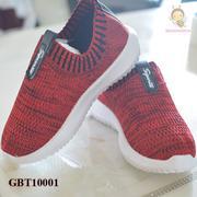 Giày cổ chun 3 gạch Sports Đỏ GBT10001_139K