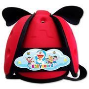 Mũ bảo vệ đầu cho bé BabyGuard (Đỏ) logo Doremon 02 255