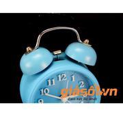 Đồng hồ báo thức để bàn - 2863 (Xanh)