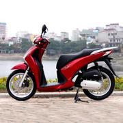 Xe máy SH Việt Nam 125I ABS (Đỏ)