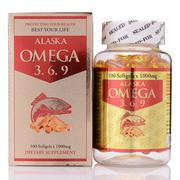 Viên uống Omega 3.6.9 ALASKA 1000MG (100 viên)