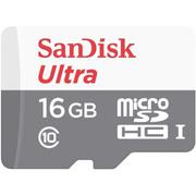 Thẻ Nhớ MicroSDHC SanDisk Ultra 16GB 48MB/s (Xám)