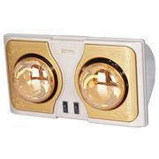 Đèn sưởi nhà tắm Kottmann 3 bóng vàng K2BH (thế hệ mới)