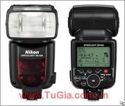 Đèn Flash: Nikon Flash Speedlight SB-900