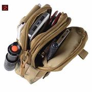 Túi đeo hông - thắt lưng thời trang Glado - TA001 (Xanh Lính)