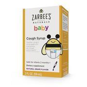 Siro ho khan ZarBee's Mỹ cho bé từ 2 tháng tuổi
