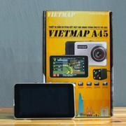 Camera hành trình ô tô + Dẫn đường Vietmap A45 + Thẻ nhớ 32GB
