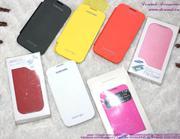 Giảm giá 50% Bao da Galaxy S4 I9500 Flip Cover OL33