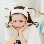 Băng đô cài tóc tiện dụng tai mèo Paparazzib