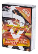 Bao Cao Su Sagami Xtreme Energy - Hộp 3 Gói