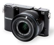 Samsung NX1000 ống kính 20-50mm