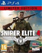 Đĩa game PS4 – Sniper Elite 4 (Limited Edition)
