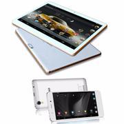 Bộ máy tính bảng cutePad Tab 4 M9601 4 - core IPS wifi/3G 16GB (Trắng) + CutePAD Y7 8GB (Trắng)- Hãn...