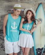 Áo đôi đi biển Hàn Quốc CP26635