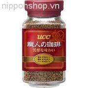 Cà phê bột UCC 90g (hộp đỏ)