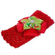 Băng đô cho bé hoa Noel to