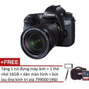 Canon EOS 6D với Lens kit EF 24-105mm F3.5-5.6 IS STM + Tặng 1 túi đựng máy ảnh + 1 thẻ nhớ 16GB + d...