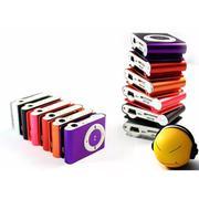 Máy nghe nhạc MP3 dùng thẻ nhớ (Tím) Tặng đầu đọc thẻ