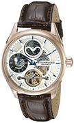 Đồng hồ nam Stuhrling Original 657.04 Delphi Automatic Self Wind Skeleton