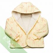 Áo khoác lông có mũ Lullaby 18M 1613C