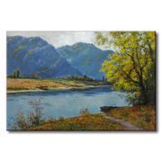 Tranh in canvas sơn dầu Thế Giới Tranh Đẹp Scenery 254