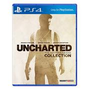 Đĩa Game Sony PS4 - Uncharted: The Nathan Drake Collection