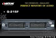 Thiết bị xử lý âm thanh Omaton Q-215F