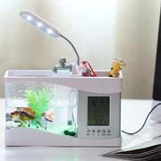 Bể cá thuỷ sinh trang trí để bàn mini -  Bể cá thuỷ sinh  để bàn mini