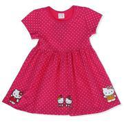 Váy bé gái Zara chấm bi 6001-40 BW